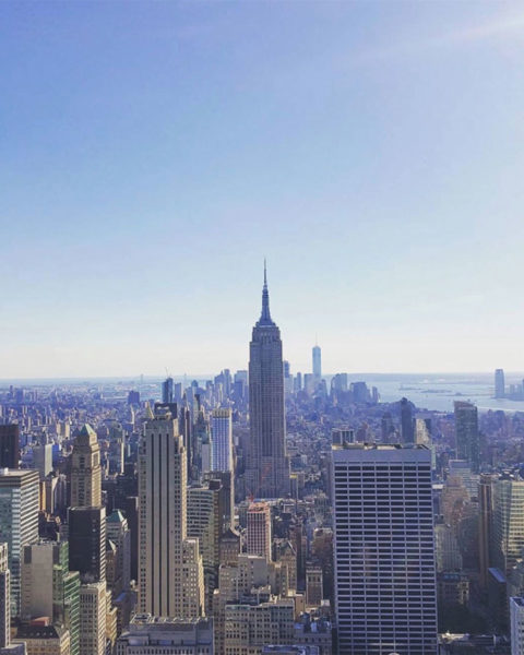 FQ's fashionable guide to New York