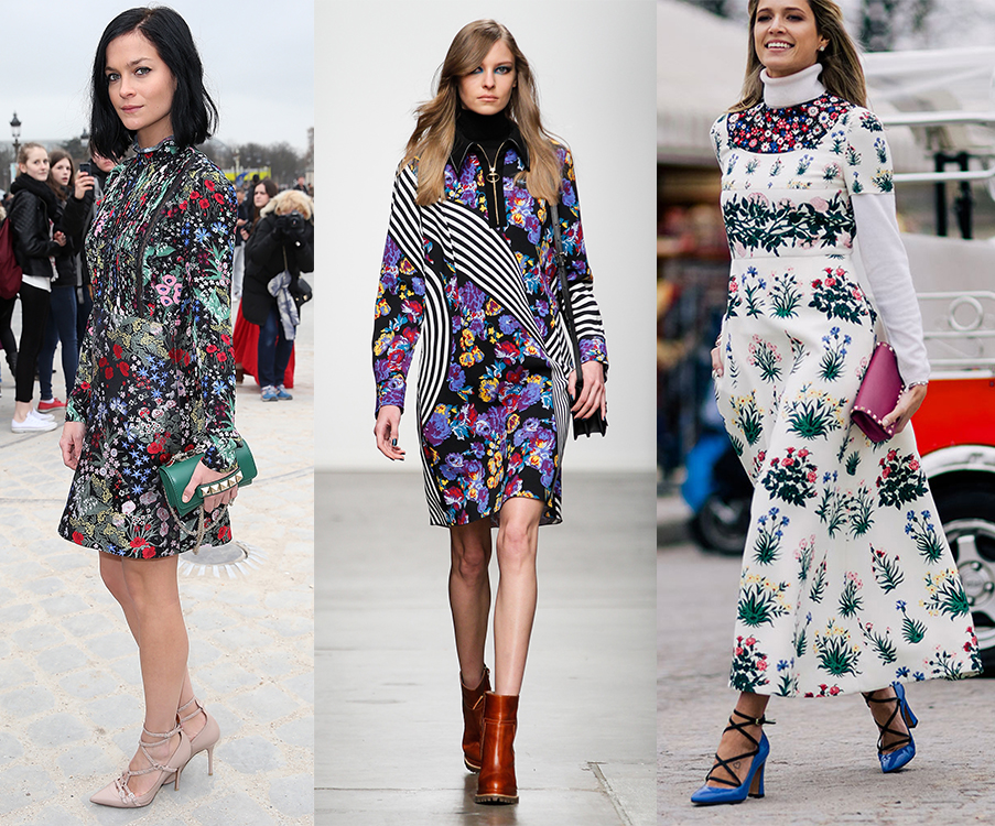Clash of the florals