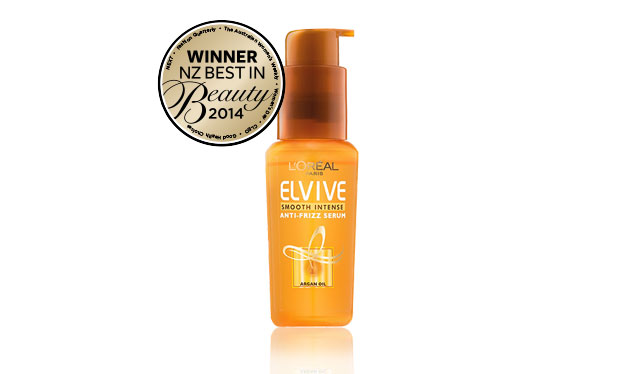 Best Everyday Styling Product - L'Oreal Elvive Smooth-Intense Anti-Frizz Serum