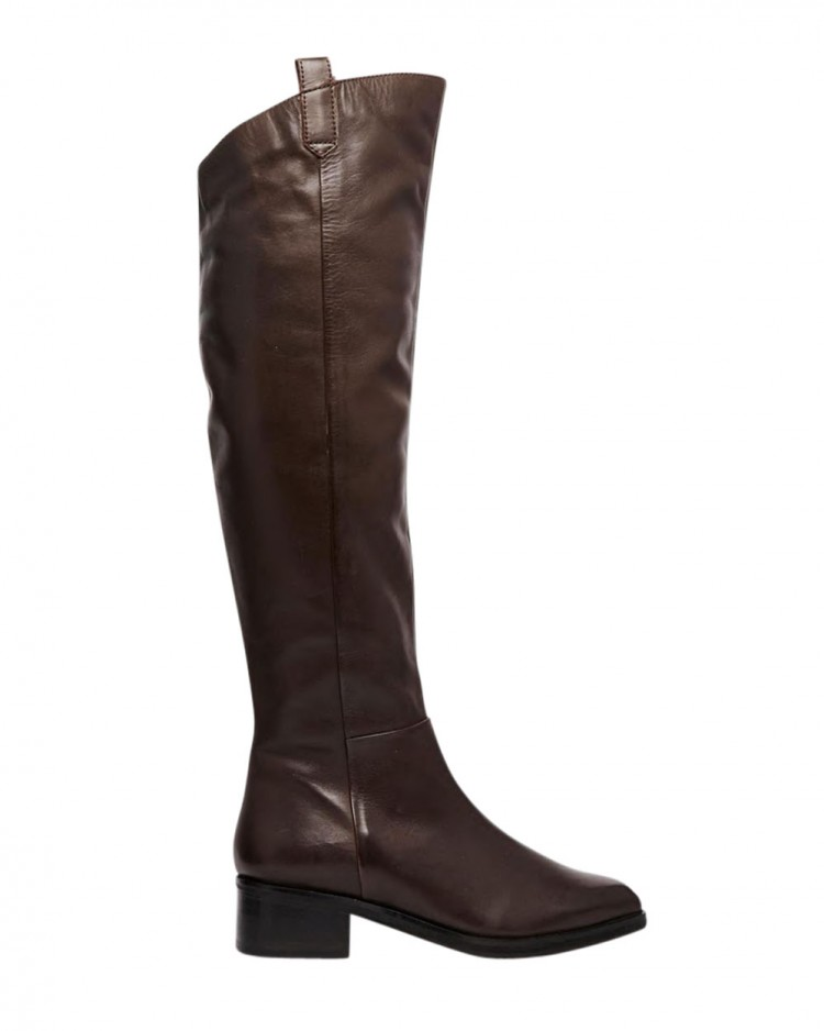 ASOS knee-high boots