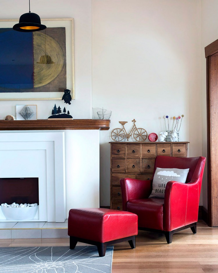Add some British flair to your home with bold colours and Union Jack detailing