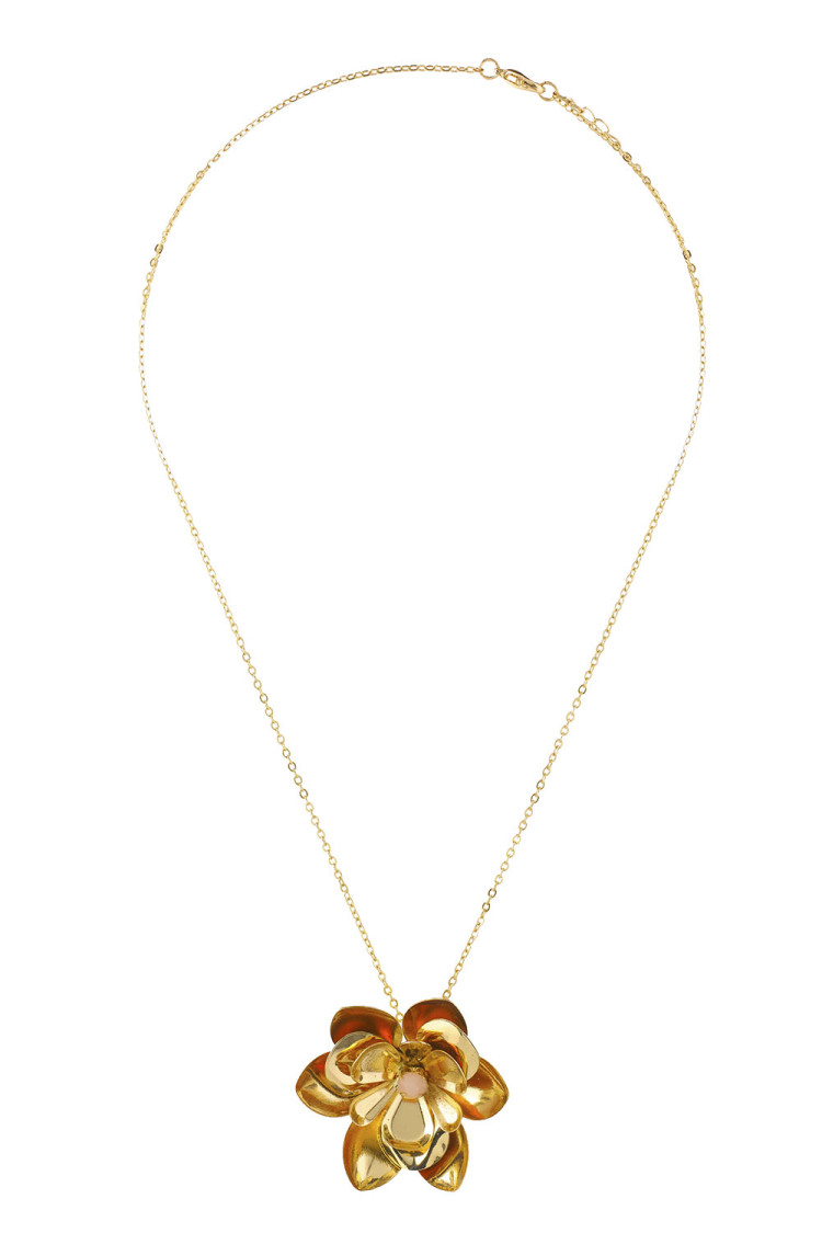 Necklace, $29, by Ruby.
