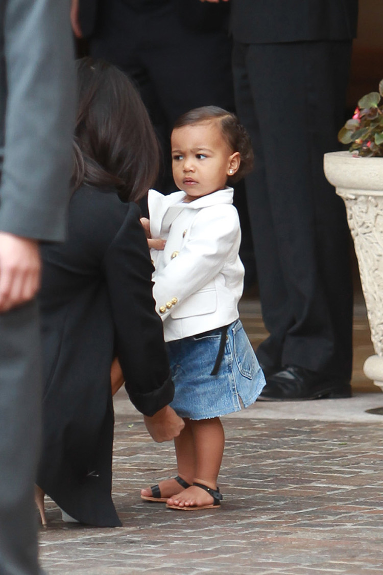 Out with momma Kim, November 2014.
