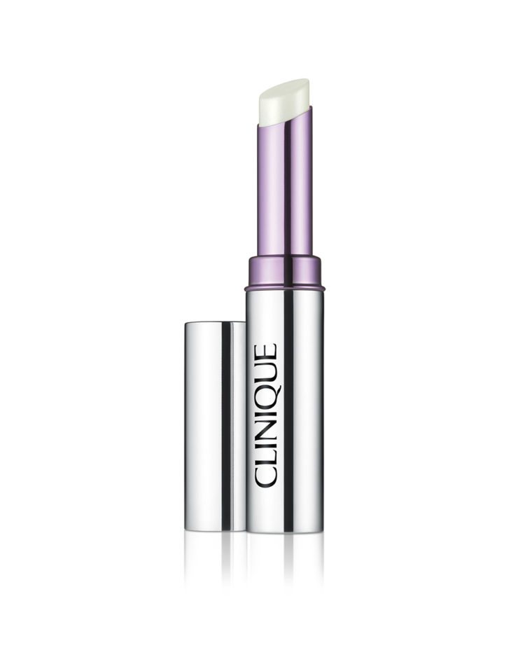 For a portable version of the classic cleansing balm, Clinique Take the Day Off Eye Make-Up Remover Stick, $48, melts onto the skin to remove even the most stubborn eye make-up