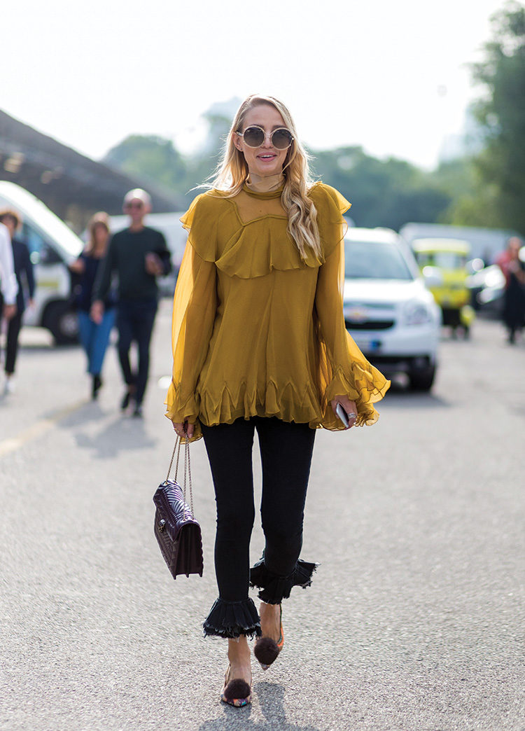 The Very Best Street Style Of 2016 Fashion Quarterly