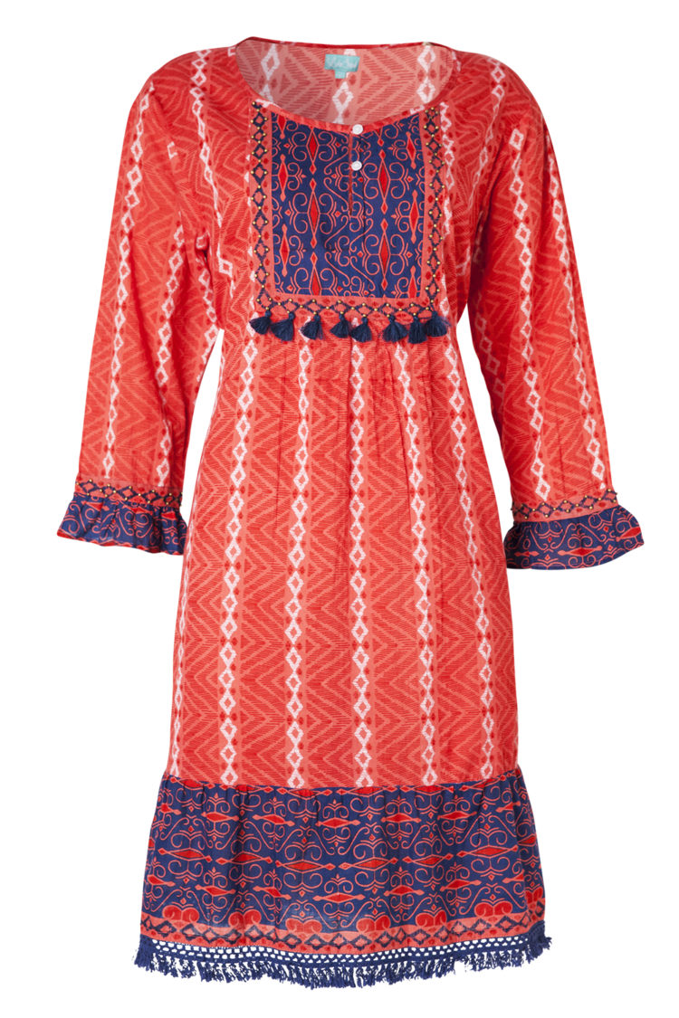 Lula Soul dress, $147, from Zebrano.
