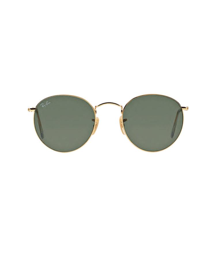 Ray-Ban sunglasses, $240, from Sunglass Hut