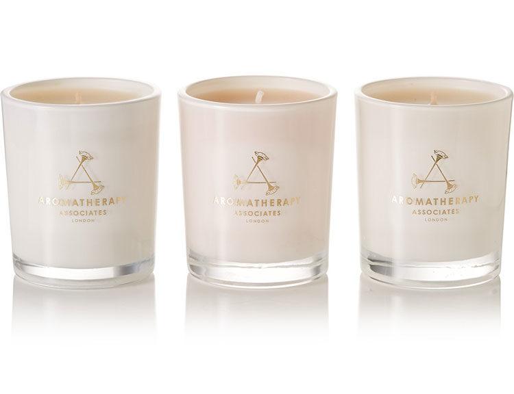 Aromatherapy Associates Joyful aromatherapy candle set, $112 from Net-a-Porter