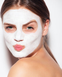 People are now getting semen facials to help with acne