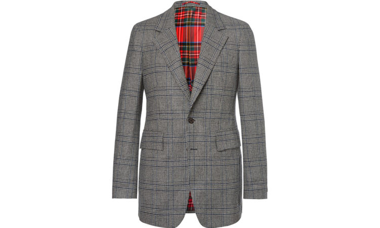 Burberry jacket, $2,130, from Mr Porter