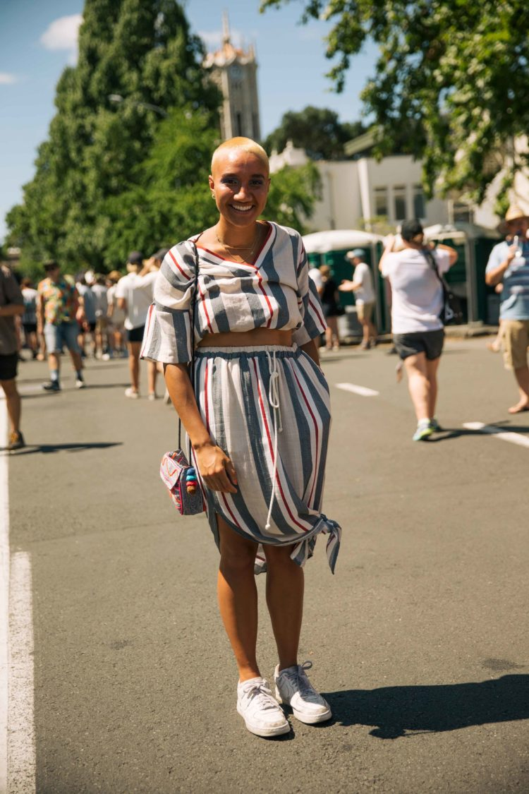 Laneway 2018 street style gallery