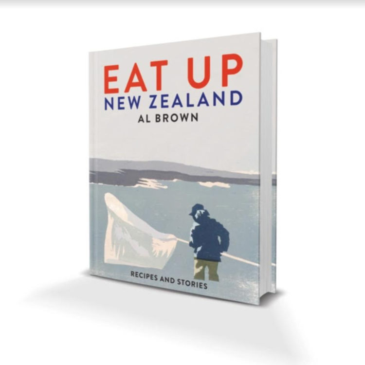 Valentine's Day gift ideas for your S/O that are romantic in a non-cheesy kind of way | Eat Up New Zealand by Al Brown, $65 from Just Another Fisherman