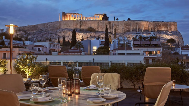 Herodion Hotel, Athens, Greece There's lots of interesting history in Athens, and it's the home of more than one wonder of the world. This hotel provides the best spot for Scorpio to admire the ruins, with them being partially in view from most vantage points in the hotel, including the pool and restaurant. Website | Book