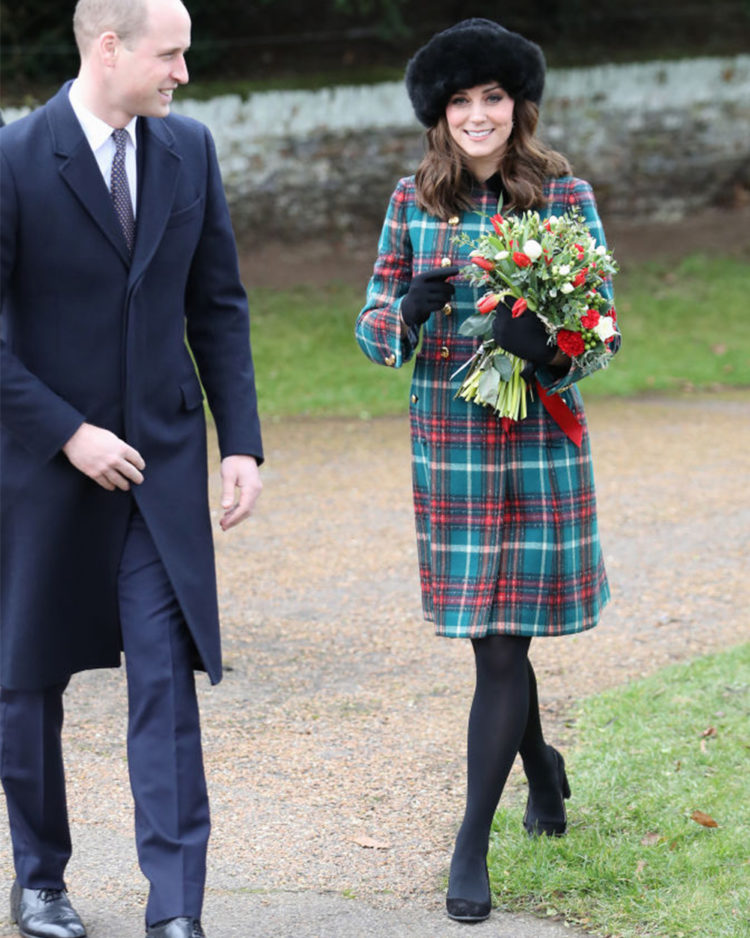 Kate Middleton's most stylish maternity moments to date |
