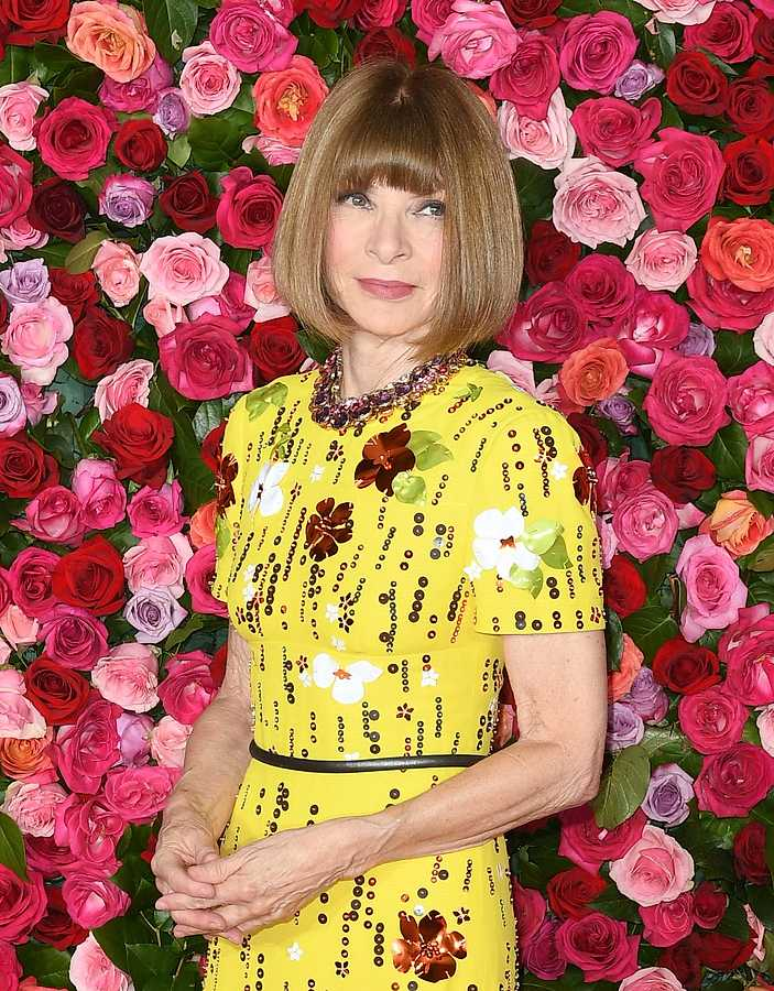 We've Just Realised That Anna Wintour Never Takes This Accessory Off