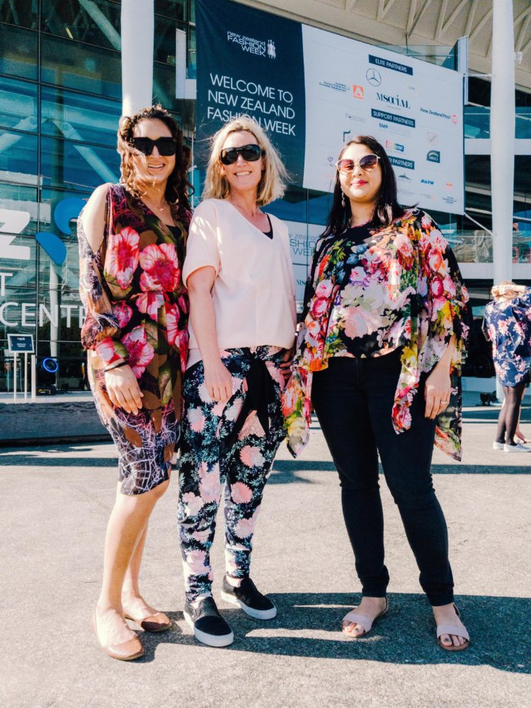 Street style at NZFW 2018: Saturday taken on the new Samsung Galaxy Note9 by Ben Loader