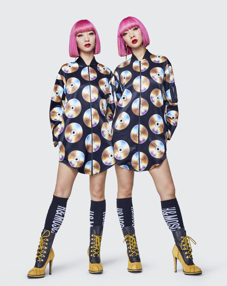 Your first look at the oh-so-Italian MOSCHINO [tv] H&M lookbook