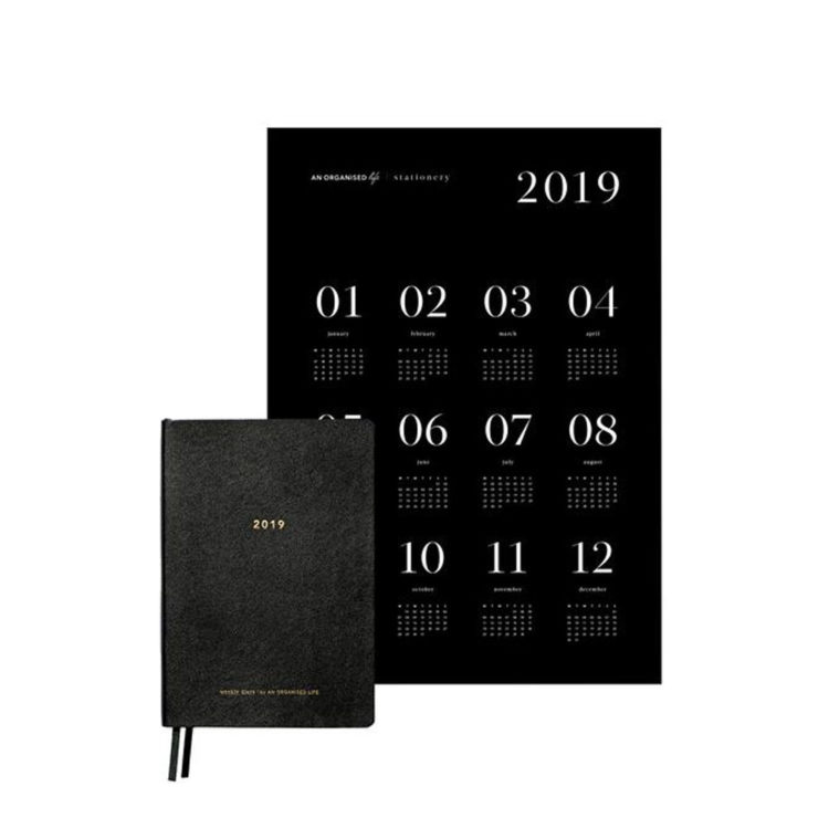 200+ Christmas gift ideas for every person on your list 2018 | 2019 A2 Calendar and diary, $60 from An Organised Life