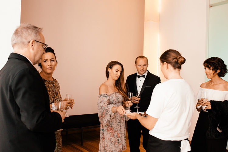 Art Do Party Pics 2018: Fine food and fashion at Christchurch's art gallery gala | Fashion Quarterly Gallery