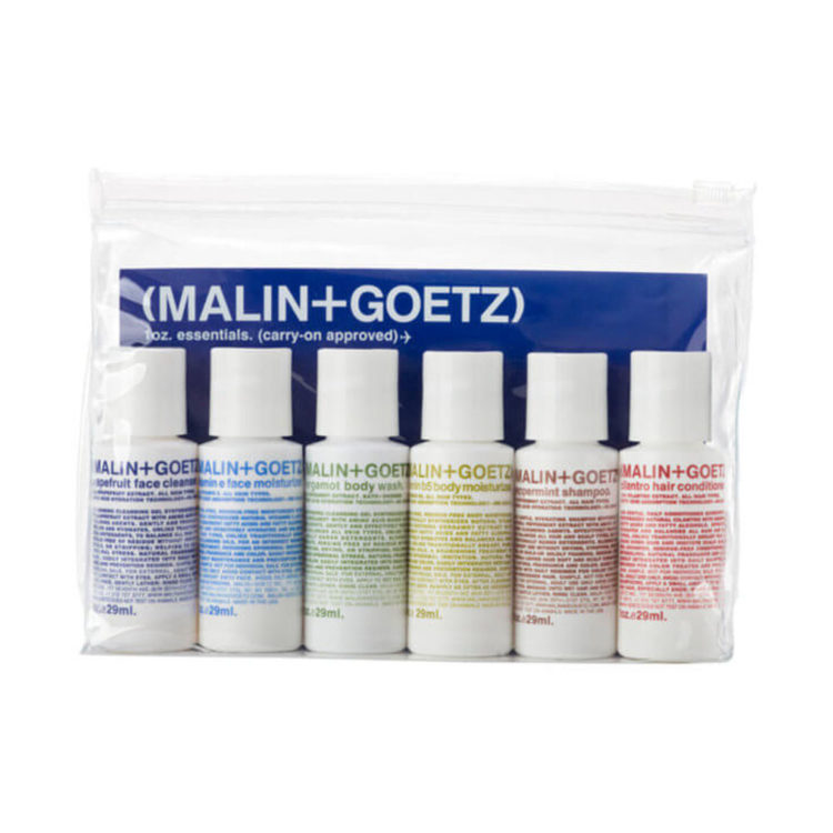 Malin+Goetz essentials, $51 from Mecca