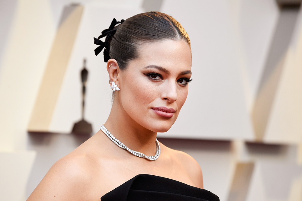 HOLLYWOOD, CALIFORNIA - FEBRUARY 24: Ashley Graham attends the 91st Annual Academy Awards at Hollywood and Highland on February 24, 2019 in Hollywood, California. (Photo by Frazer Harrison/Getty Images)