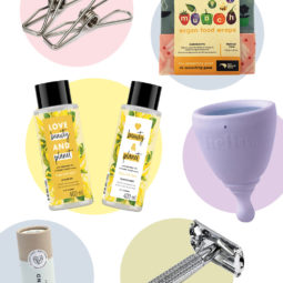 Sustainable products to add to your shopping list