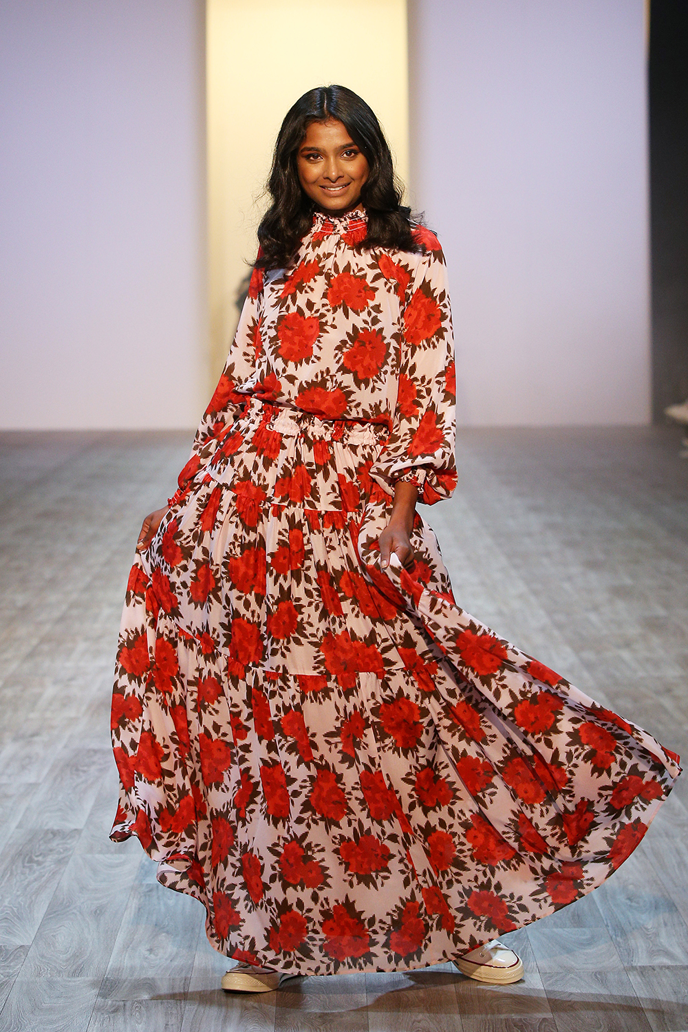 Medhika Singhal at Fashion Quarterly NZFW 2019