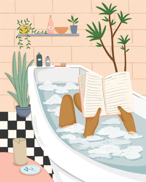 sunday bath Serenity Passport
